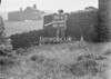 SD940946A, Man marking Ordnance Survey minor control revision point with an arrow in 1950s