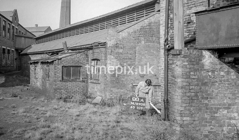 SD890800A, Ordnance Survey Revision Point photograph in Greater Manchester