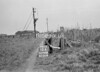 SD760810B, Ordnance Survey Revision Point photograph in Greater Manchester
