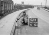 SD760802B, Ordnance Survey Revision Point photograph in Greater Manchester