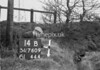 SD760914B, Ordnance Survey Revision Point photograph in Greater Manchester