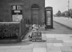 SD770851A, Ordnance Survey Revision Point photograph in Greater Manchester