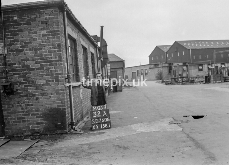 SD760832A, Ordnance Survey Revision Point photograph in Greater Manchester