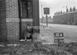SD750912A, Ordnance Survey Revision Point photograph in Greater Manchester