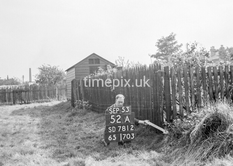 SD781252A, Ordnance Survey Revision Point photograph in Greater Manchester