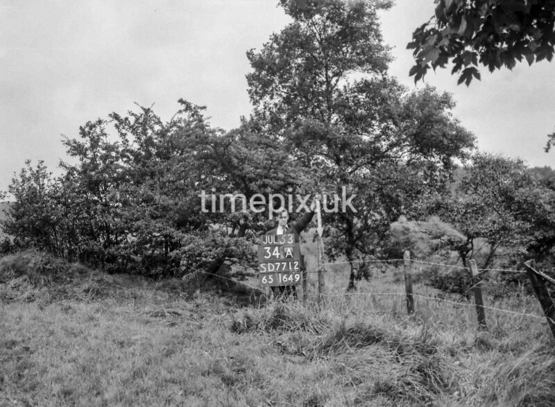 SD771234A, Ordnance Survey Revision Point photograph in Greater Manchester