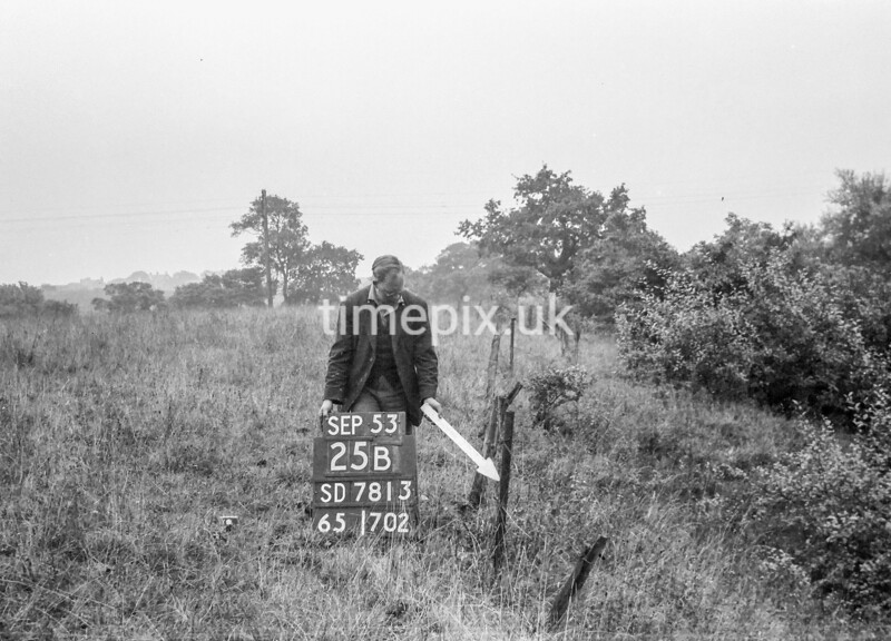 SD781325B, Ordnance Survey Revision Point photograph in Greater Manchester