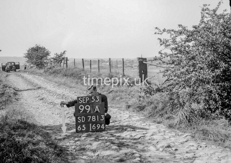 SD781399A, Ordnance Survey Revision Point photograph in Greater Manchester