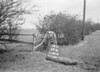 SD781364W, Ordnance Survey Revision Point photograph in Greater Manchester