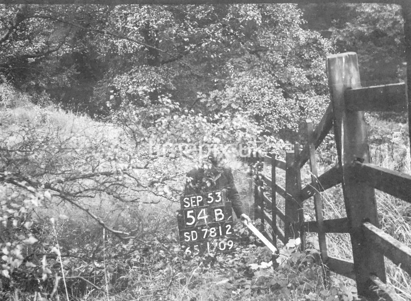 SD781254B, Ordnance Survey Revision Point photograph in Greater Manchester