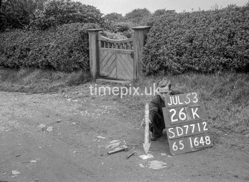 SD771226K, Ordnance Survey Revision Point photograph in Greater Manchester