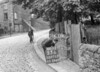 SD771353B, Ordnance Survey Revision Point photograph in Greater Manchester