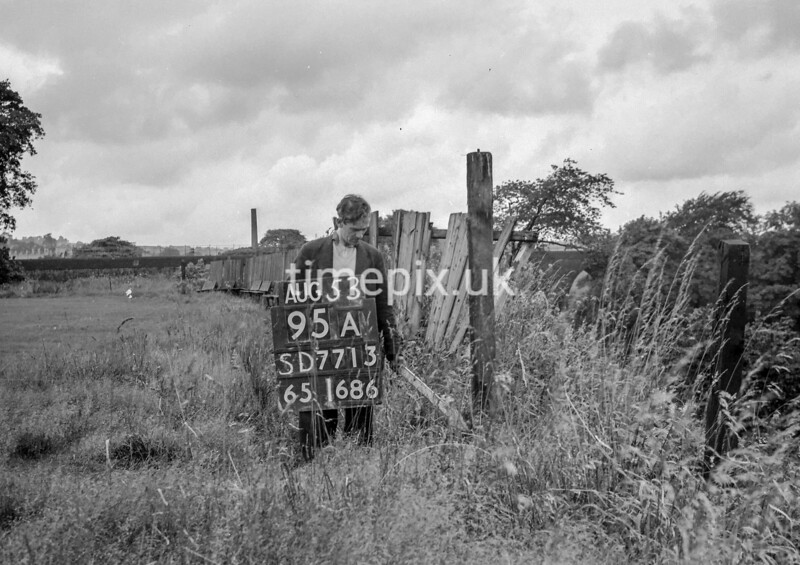 SD771395A, Ordnance Survey Revision Point photograph in Greater Manchester