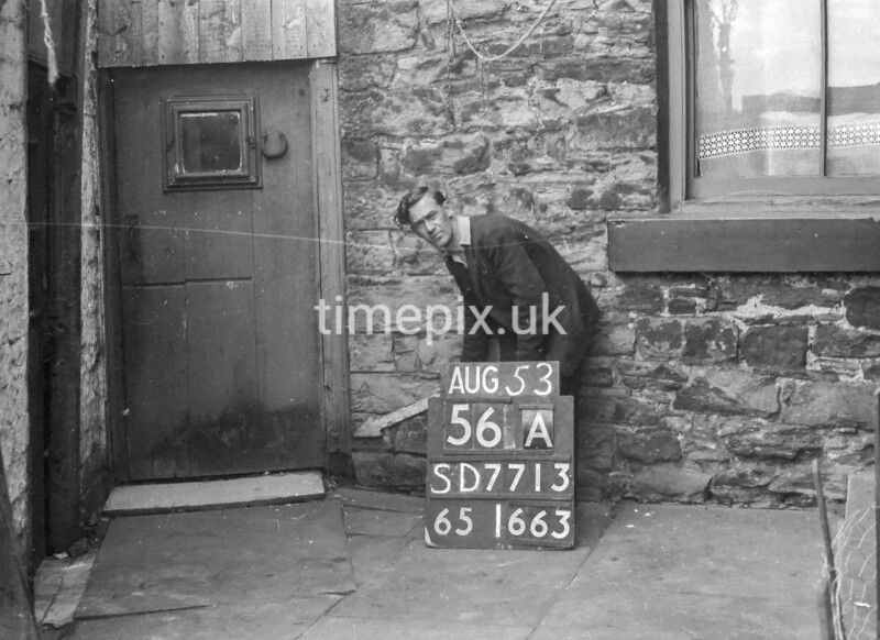 SD771356A, Ordnance Survey Revision Point photograph in Greater Manchester