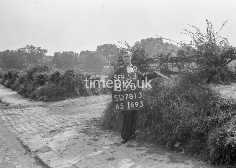 SD781383B, Ordnance Survey Revision Point photograph in Greater Manchester