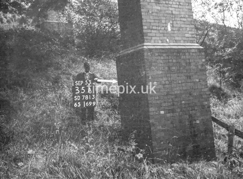 SD781335A, Ordnance Survey Revision Point photograph in Greater Manchester