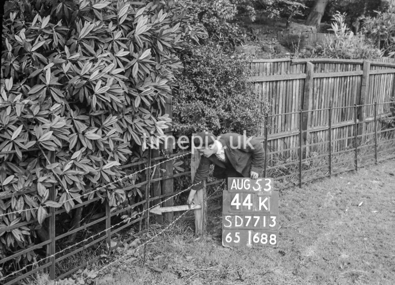 SD771344K, Ordnance Survey Revision Point photograph in Greater Manchester