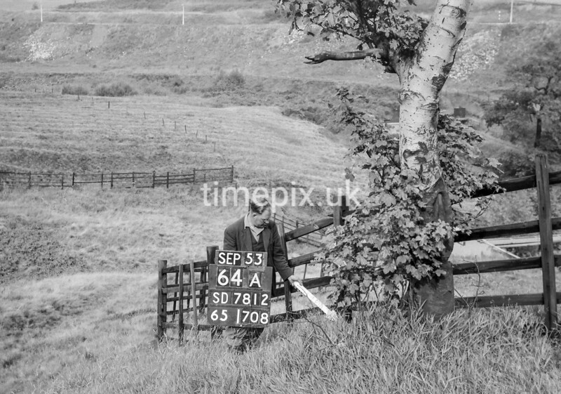 SD781264A, Ordnance Survey Revision Point photograph in Greater Manchester