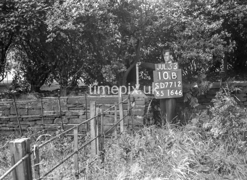 SD771210B, Ordnance Survey Revision Point photograph in Greater Manchester