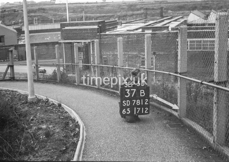 SD781237B, Ordnance Survey Revision Point photograph in Greater Manchester