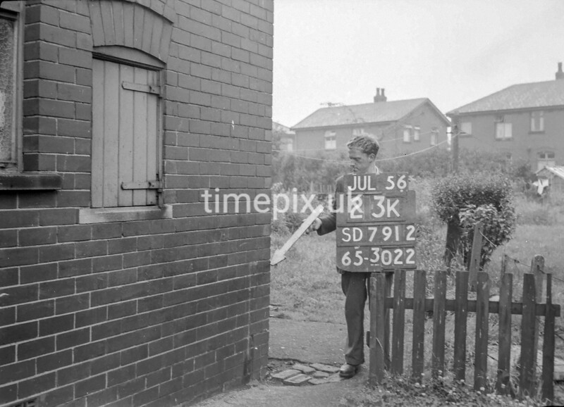 SD791223K, Ordnance Survey Revision Point photograph in Greater Manchester