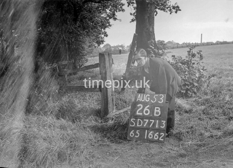 SD771326B, Ordnance Survey Revision Point photograph in Greater Manchester