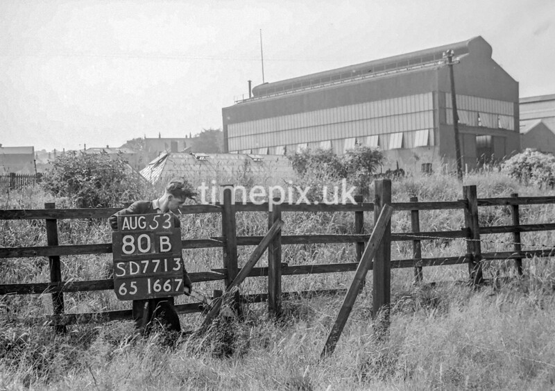 SD771380B, Ordnance Survey Revision Point photograph in Greater Manchester