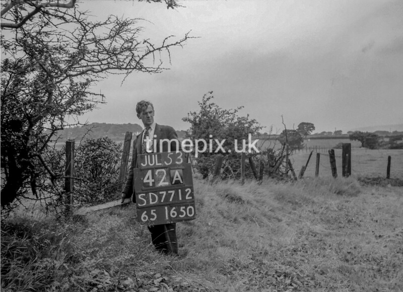 SD771242A, Ordnance Survey Revision Point photograph in Greater Manchester