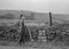 SD801307A, Ordnance Survey Revision Point photograph in Greater Manchester