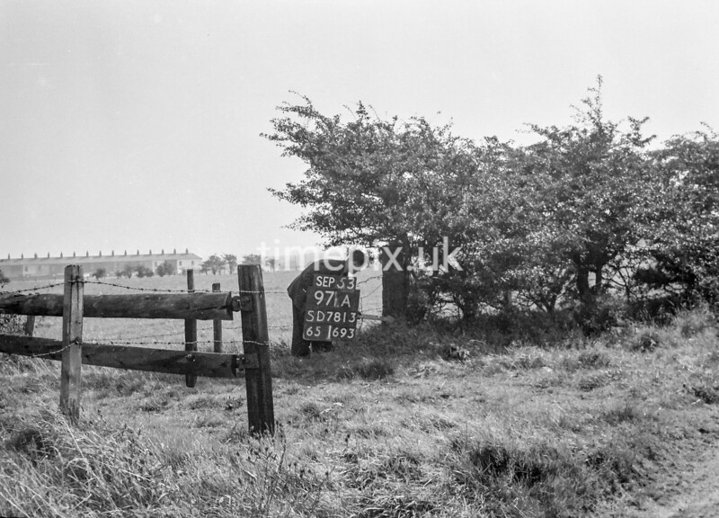SD781397A, Ordnance Survey Revision Point photograph in Greater Manchester