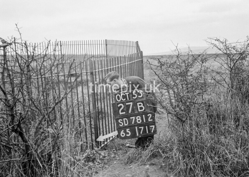 SD781227B, Ordnance Survey Revision Point photograph in Greater Manchester