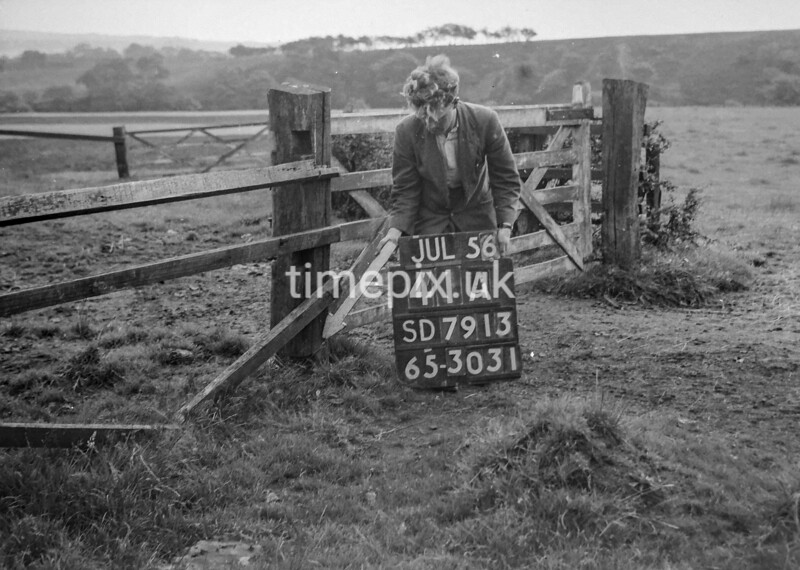 SD791341A1, Ordnance Survey Revision Point photograph in Greater Manchester