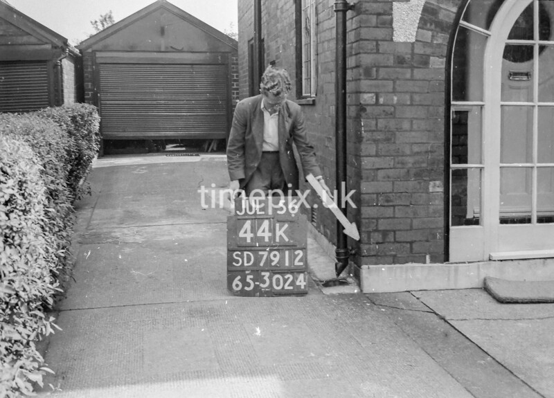 SD791244K, Ordnance Survey Revision Point photograph in Greater Manchester