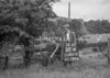 SD801221W, Ordnance Survey Revision Point photograph in Greater Manchester