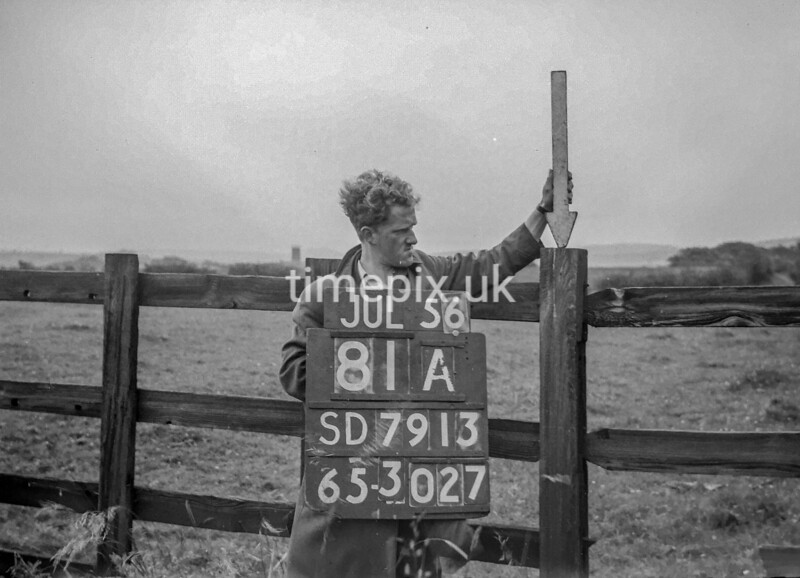 SD791381A, Ordnance Survey Revision Point photograph in Greater Manchester