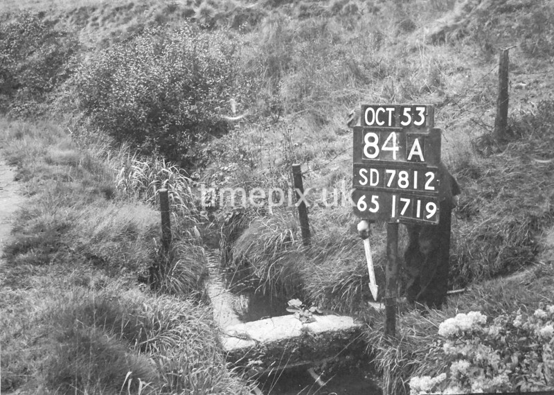 SD781284A, Ordnance Survey Revision Point photograph in Greater Manchester