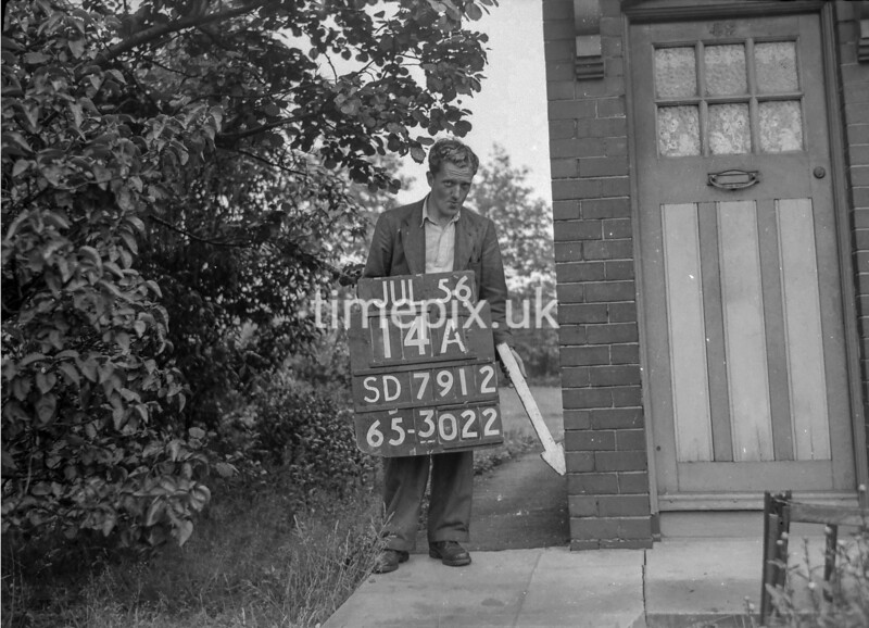 SD791214A, Ordnance Survey Revision Point photograph in Greater Manchester
