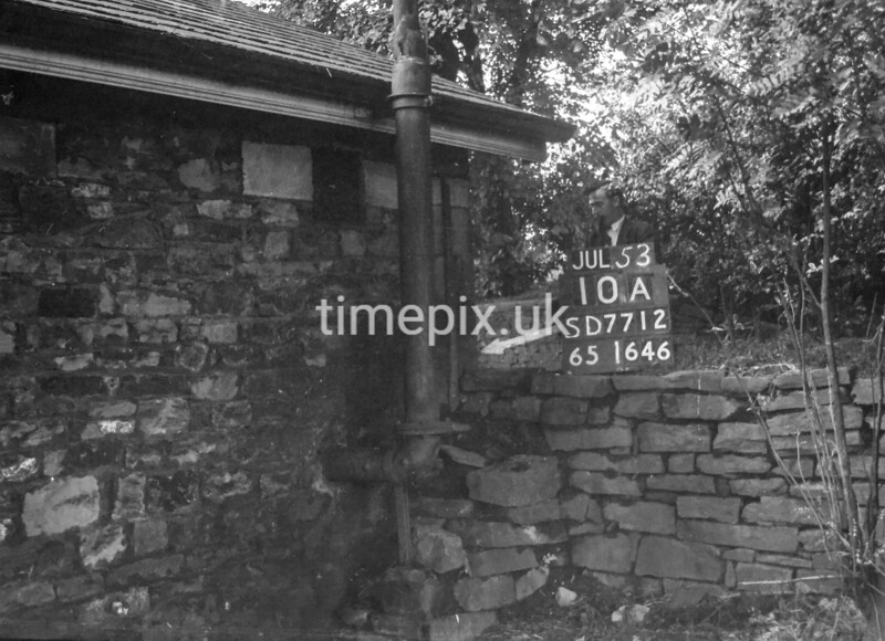 SD771210A, Ordnance Survey Revision Point photograph in Greater Manchester