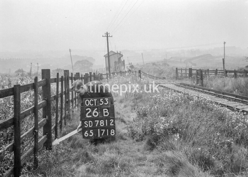 SD781226B, Ordnance Survey Revision Point photograph in Greater Manchester