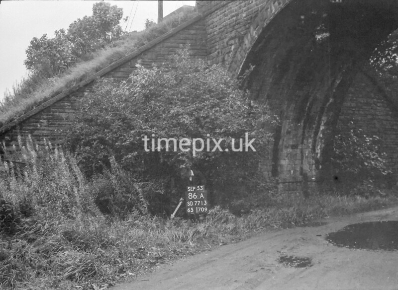 SD771386A, Ordnance Survey Revision Point photograph in Greater Manchester