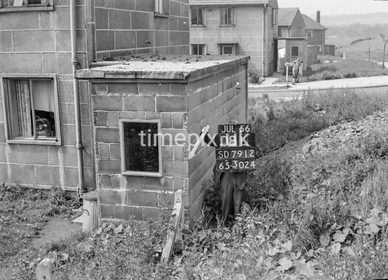 SD791208L, Ordnance Survey Revision Point photograph in Greater Manchester