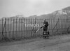 SD811240L, Ordnance Survey Revision Point photograph in Greater Manchester