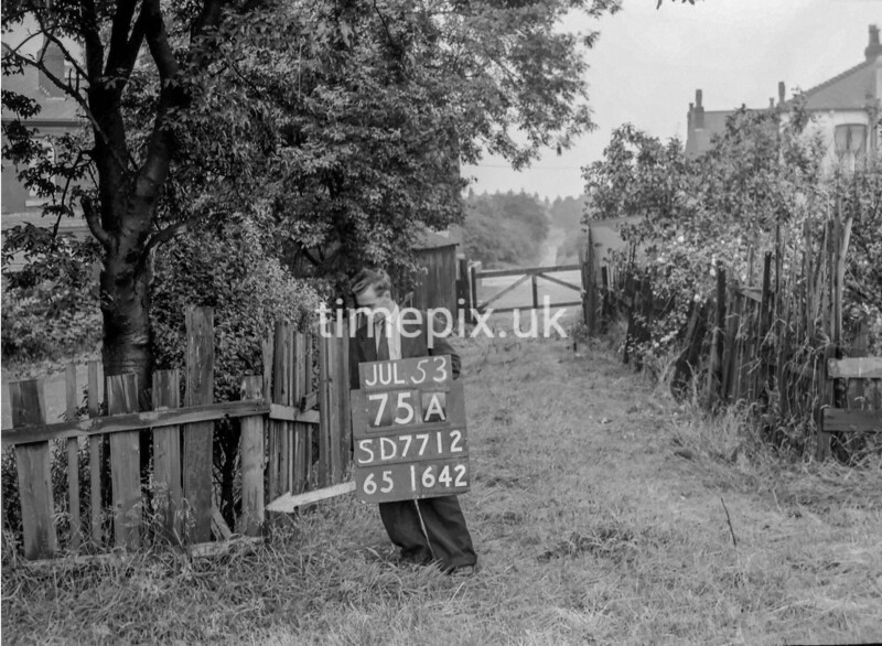 SD771275A, Ordnance Survey Revision Point photograph in Greater Manchester