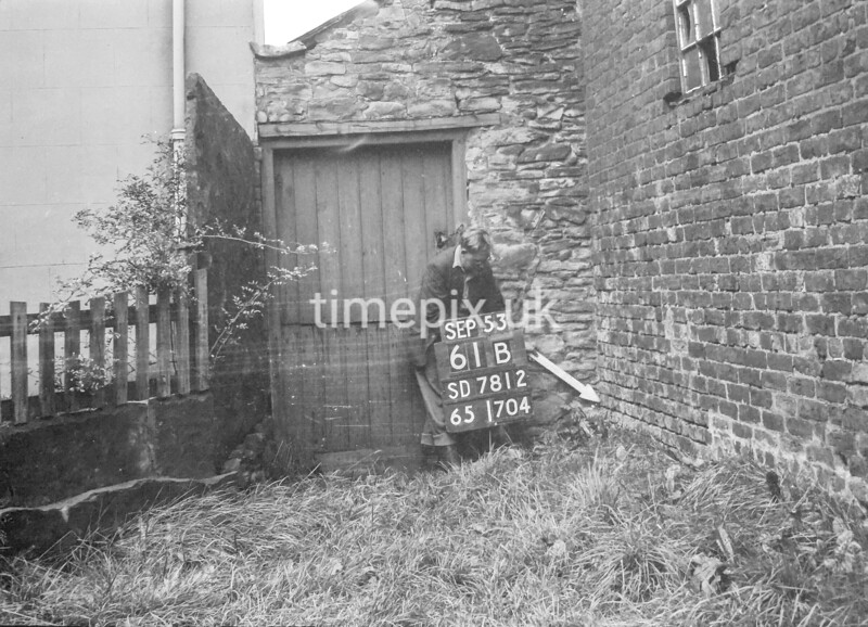 SD781261B, Ordnance Survey Revision Point photograph in Greater Manchester