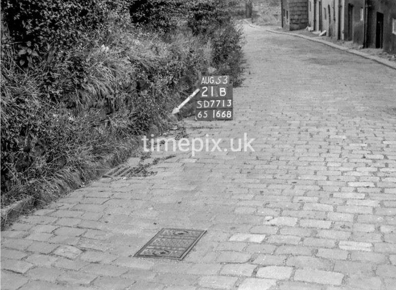 SD771321B, Ordnance Survey Revision Point photograph in Greater Manchester