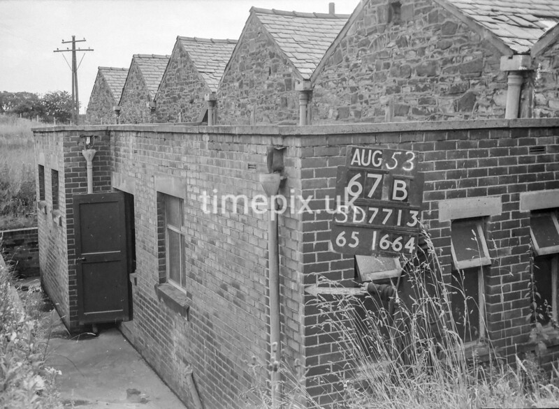 SD771367B, Ordnance Survey Revision Point photograph in Greater Manchester