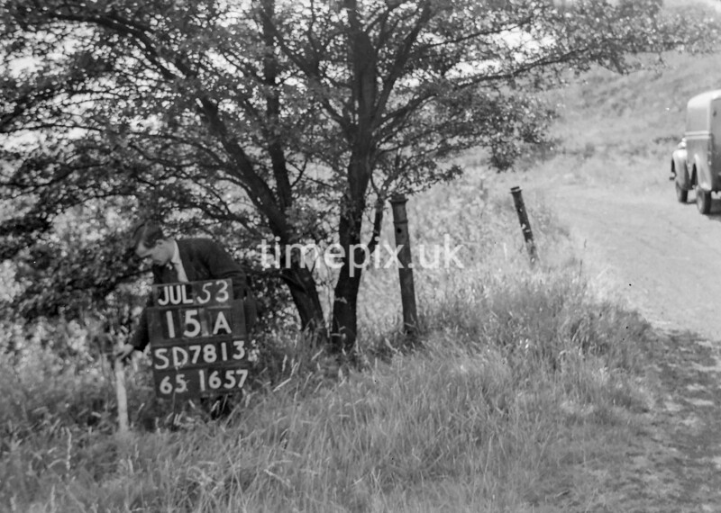 SD781315A, Ordnance Survey Revision Point photograph in Greater Manchester