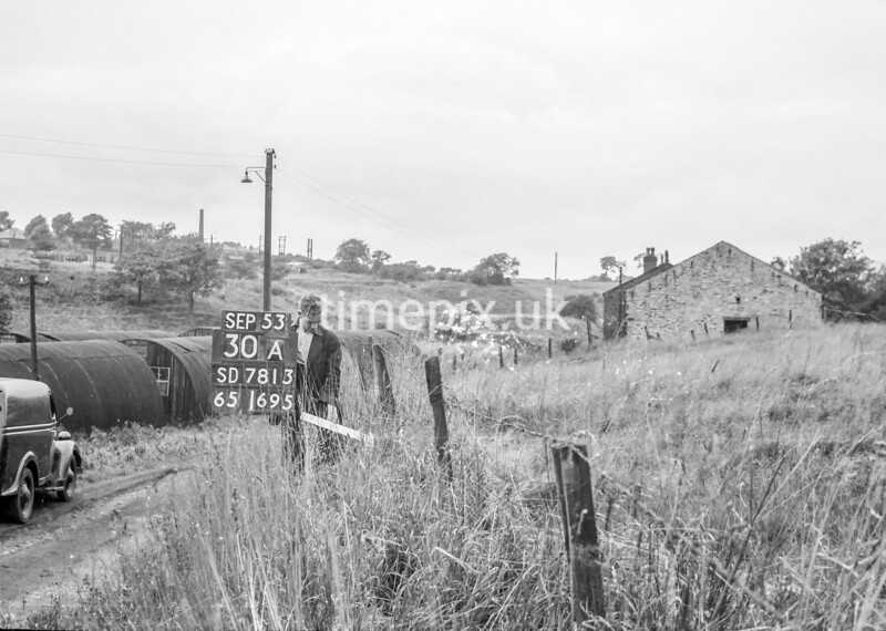 SD781330A, Ordnance Survey Revision Point photograph in Greater Manchester