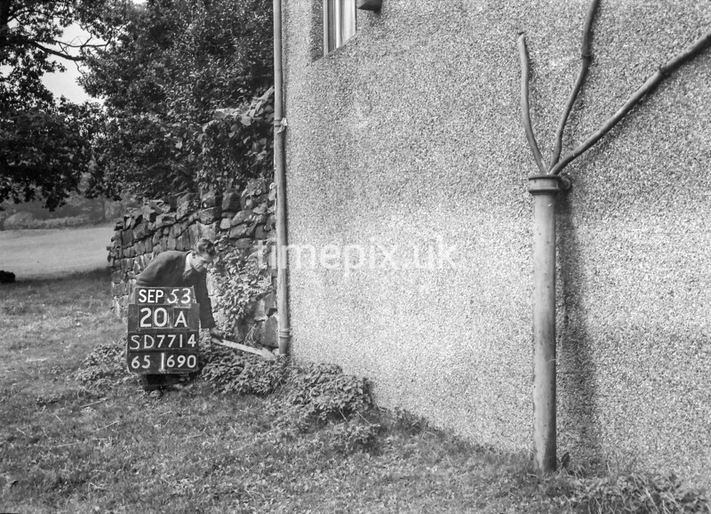 SD771420A, Ordnance Survey Revision Point photograph in Greater Manchester