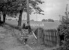 SD771430A, Ordnance Survey Revision Point photograph in Greater Manchester